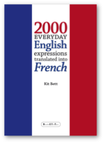 2000 English Expressions into French